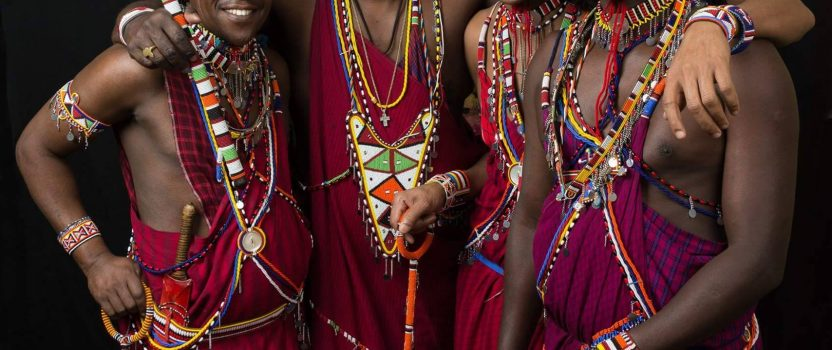 Sing, Dance and Thrive – Exploring the Maasai culture with Nicholas Sironka